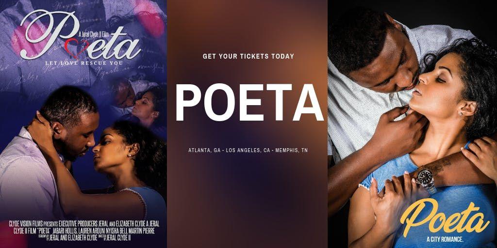 Columbia South Carolina  Poeta Theater Screening