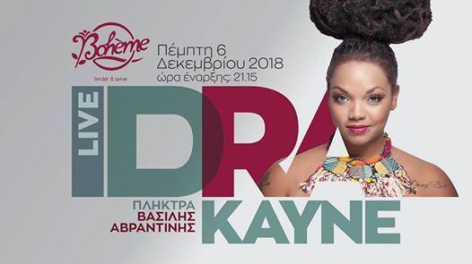 Idra Kayne Live at Bohme