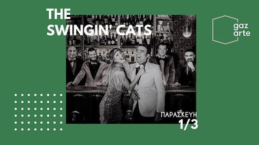 The Swingin Cats . Gazarte Roof Stage