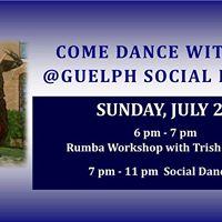 Guelph Social Dance