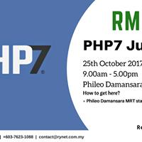 PHP7 Jumpstart 1-Day Training