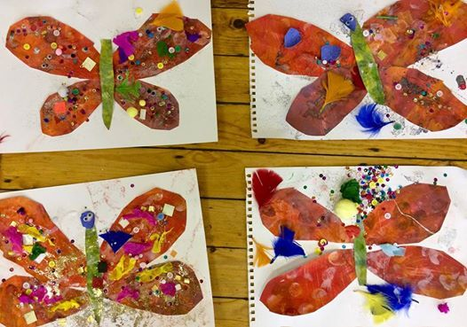 A Very Hungry Caterpillar - Story Telling and Art (Ages 3-8yrs)