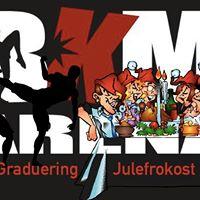 Graduering &amp Julefrokost