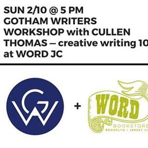 gotham writers workshop