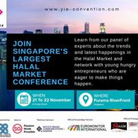 Young Inspiring Entrepreneurs Convention (YIEC) For The Halal Market