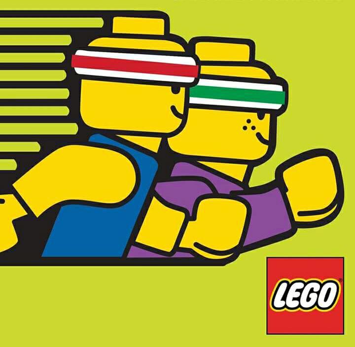 Carrera Lego 2k y 5k