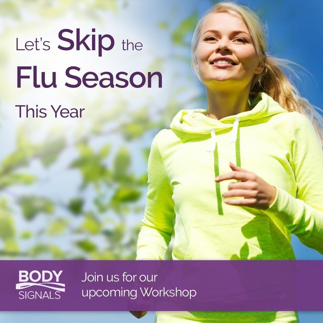 Lets Skip Flu Season This Year