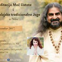 Meditacija Mo istote i as Himalajske tradicionalne Joge (Ni)