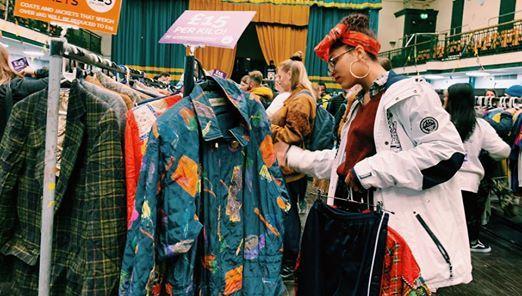 Bristol Vintage Kilo Sale