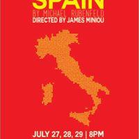 Spain by Michael Rubenfeld