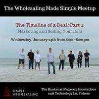 Simple Wholesaling January Meetup