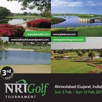 3rd NRIGolf Annual Tournament - 3rd Feb 2019 - 10th Feb 2019