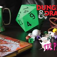 Dungeons &amp Dragons 5E - Tabletop Gaming at The Pink Cow Akasaka