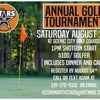 North Stars Annual Golf Tournament