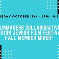 BJFF &amp Filmmakers Collaborative Fall Member Mixer