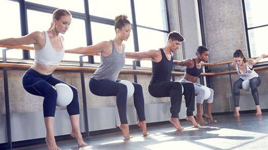 Barre Workout - 6-weekse lessenreeks