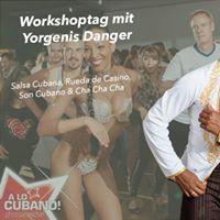 Workshoptag mit Yoyo&quot Salsa Cubana Rueda de Casino Son Cubano