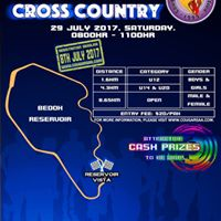 Cougars Cross Country Championships 2017