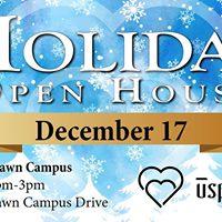 Holiday Open House at Uspiritus Brooklawn
