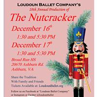 The Nutcracker by the Loudoun Ballet Company