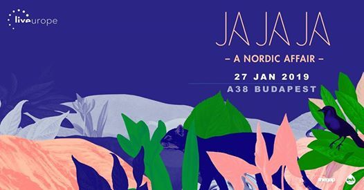 Ja Ja Ja Festival Iris Gold  Lake Jons  Great News A38 Haj