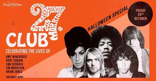 The 27 Club Halloween Special