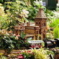 New York Botanical Gardens Holiday Train Show - (Various Dates)