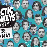 Propaganda Arctic Monkeys Party