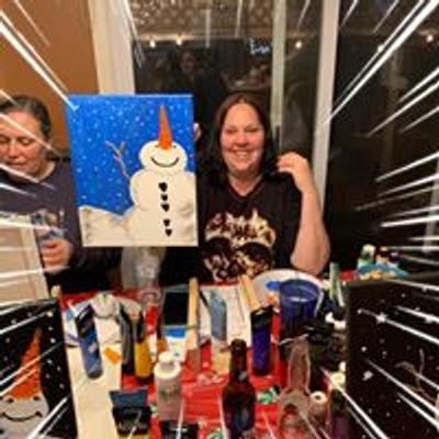 Art and Soul Creation - Paint Nights in Your Home