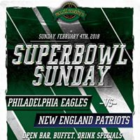 Super Bowl at JD McGillicuddys Manayunk