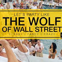 Wolf of Wall Street Party  Frankfurt - New Location