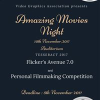 Amazing Movies Night- Tesseract 2017