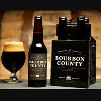 Black Friday Goose Island Bourbon County Tapping
