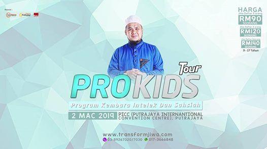 Prokids Tour (Putrajaya)