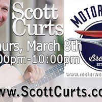 Scott Curts at Motorworks Brewing