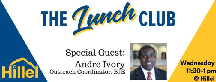 The Lunch Club featuring Andre Ivory
