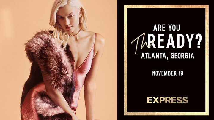 Express Your Gift Pop-Up at Lenox Square