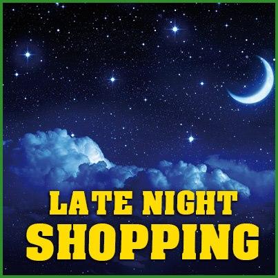 late night shopping im bauzentrum gedern mit 10 at eichhorn bauzentrum gedern am. Black Bedroom Furniture Sets. Home Design Ideas
