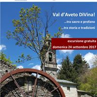 Val dAveto divina escursione a Villa Cella