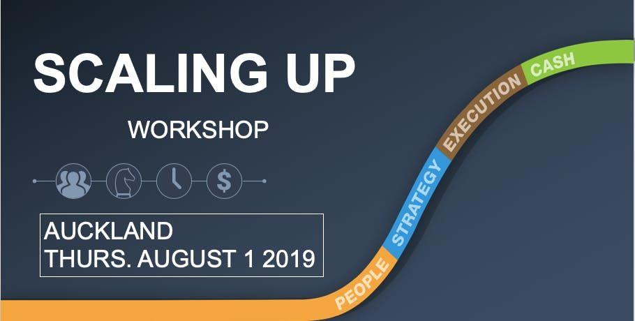 Scaling Up Workshop