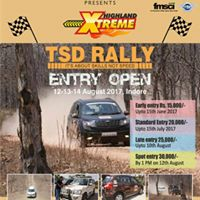 Highland Xtreme TSD Rally 2017