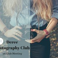 Deree Photography Club 1st Member meeting