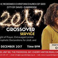 Crossover NIGHT 2017