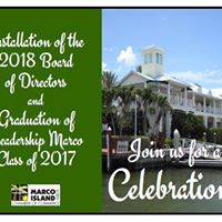 2018 Board Installation &amp Leadership Marco Graduation