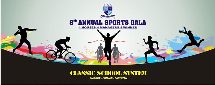 8th annual sports gala at fatima jinnah park sialkot sialkot