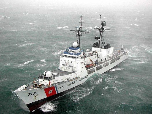 Coast Guard safety & VHF radio seminar at West Marine, Vermont