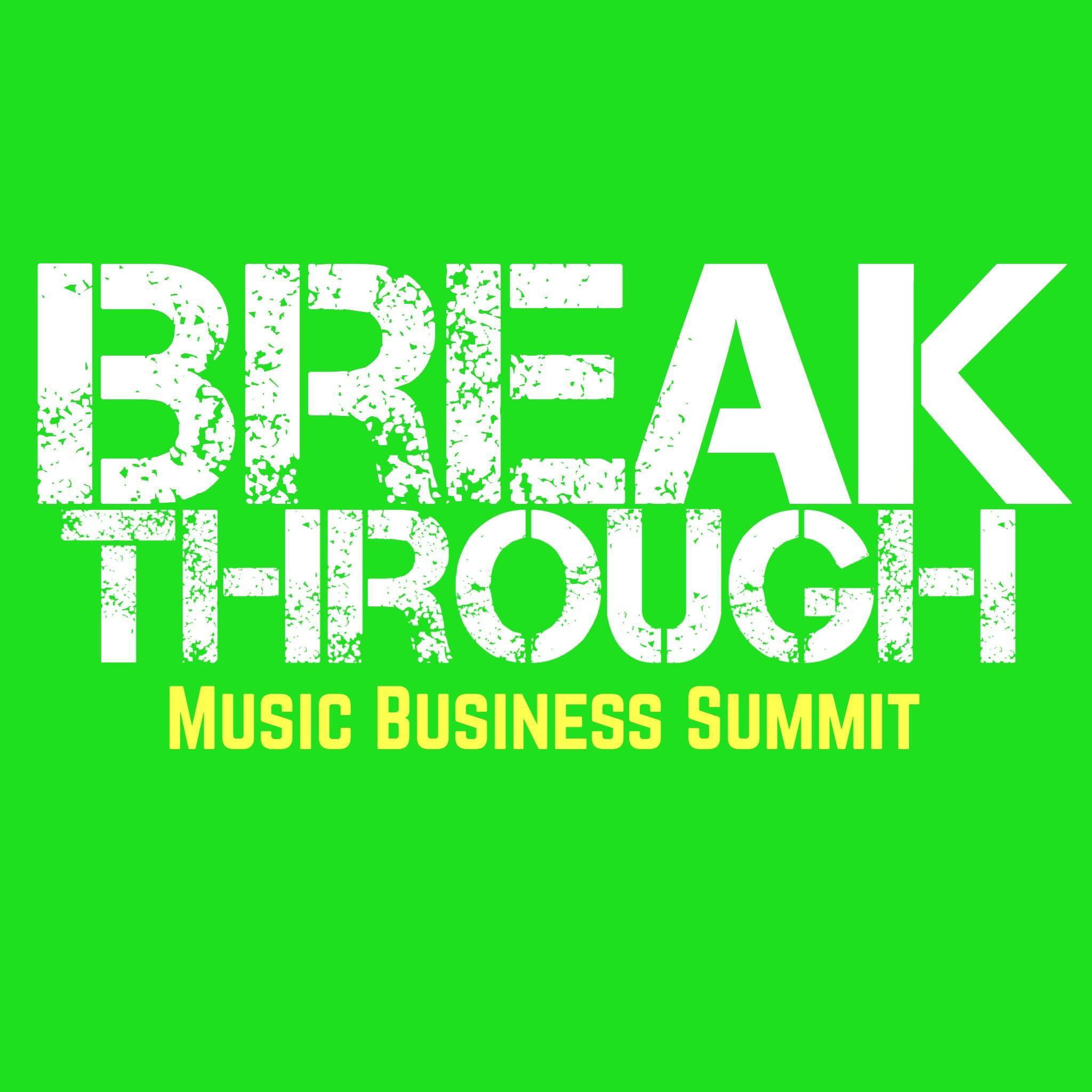 Breakthrough Music Business Summit Detroit