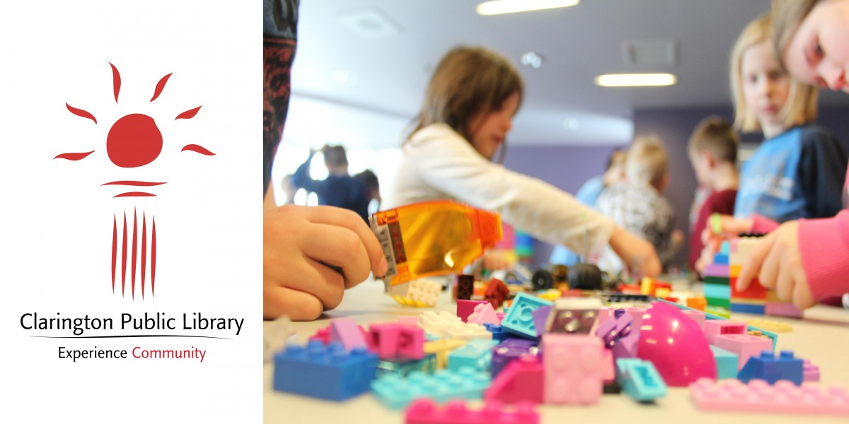 Make Your Own LEGO® Movie! (Session 2) at Clarington Public Library ...