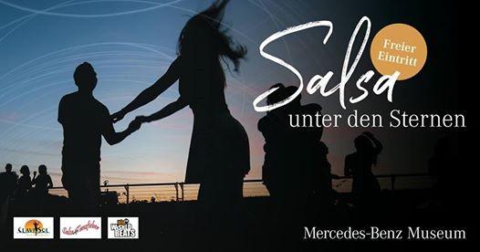 Salsa unter den Sternen 2018