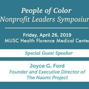 People of Color Nonprofit Leaders Symposium